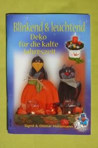 Blinkend & leuchtend / Heinzmann (Bücherzauber 2006)