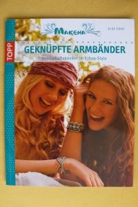 Geknüpfte Armbänder / Elke Eder (Topp - 2013)