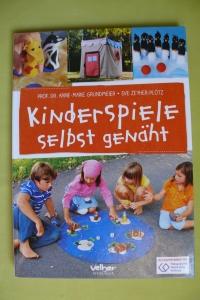 Kinderspiele selbst genäht (Christophorus 2013)