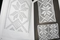 Neue Muster für Häkelspitzen, -einsätze / Leszner (1998 Bertelsmann)