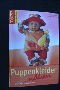 Puppenkleider nähen / Roland - Thomas (Topp 2007)
