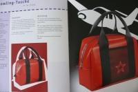 Taschen aus LKW-Plane nähen / Topp 2006