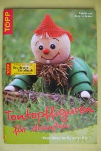 Tontopffiguren für draußen / Kunkel (Topp - 2004)