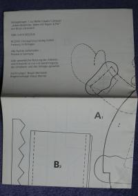 Adventskalender, Ideen mit Papier und Filz / nur VORLAGEN