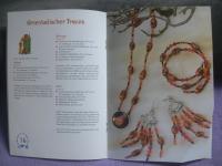Ausgefallener Schmuck mit dem Perlen Roller / Gabriele Wiedemann (Bücherzauber - 2006)