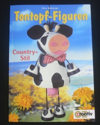 Tontopf-Figuren - Country-Stil / Petra Boniberger (OZcreativ - 2003)