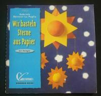 Wir basteln Sterne aus Papier / Büttner-La Paglia (Christophorus - 1996)