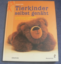 Tierkinder selbst genäht / Christiane Diabo (Augustus - 2001)