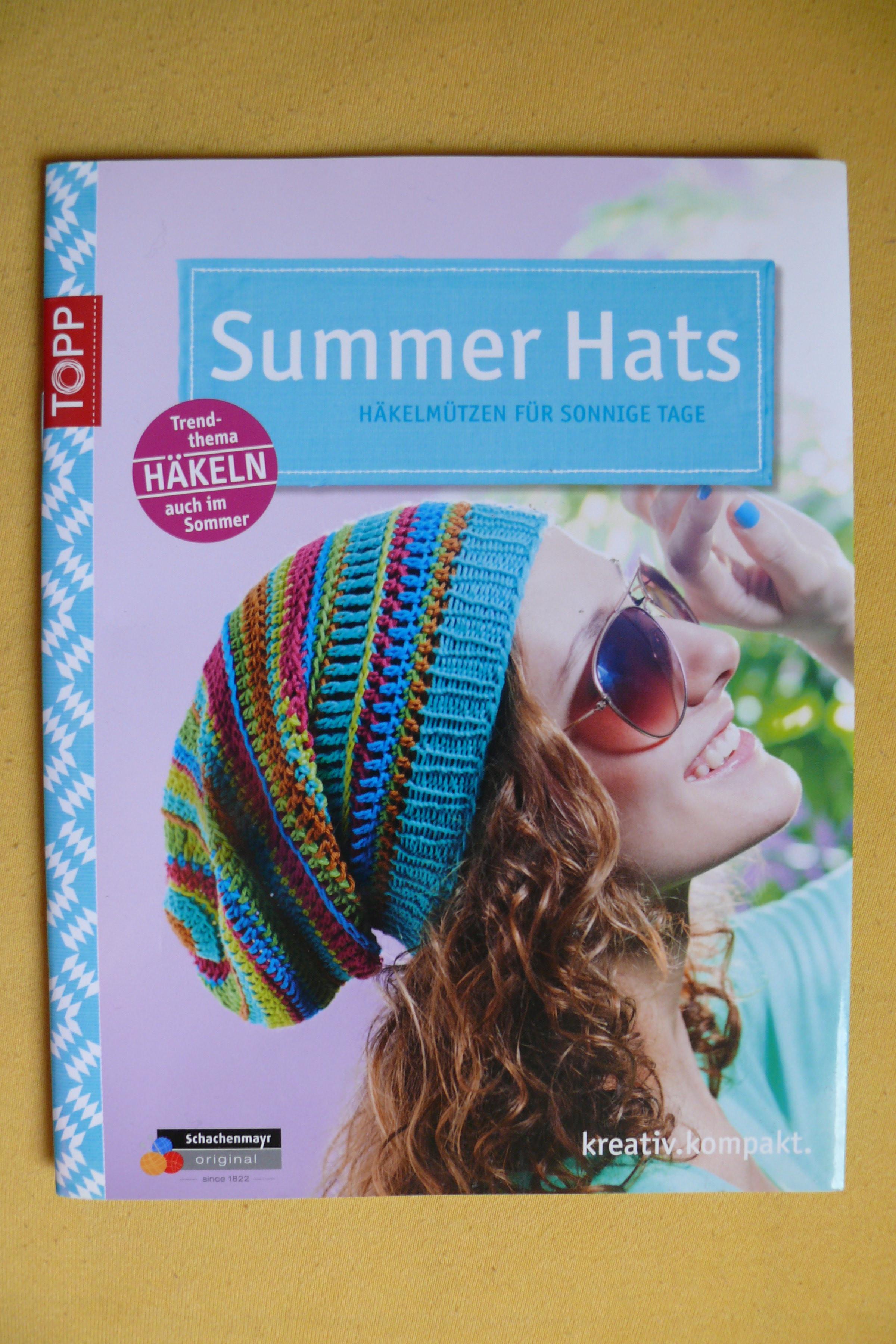 Summer Hats Häkelmützen Topp 2013