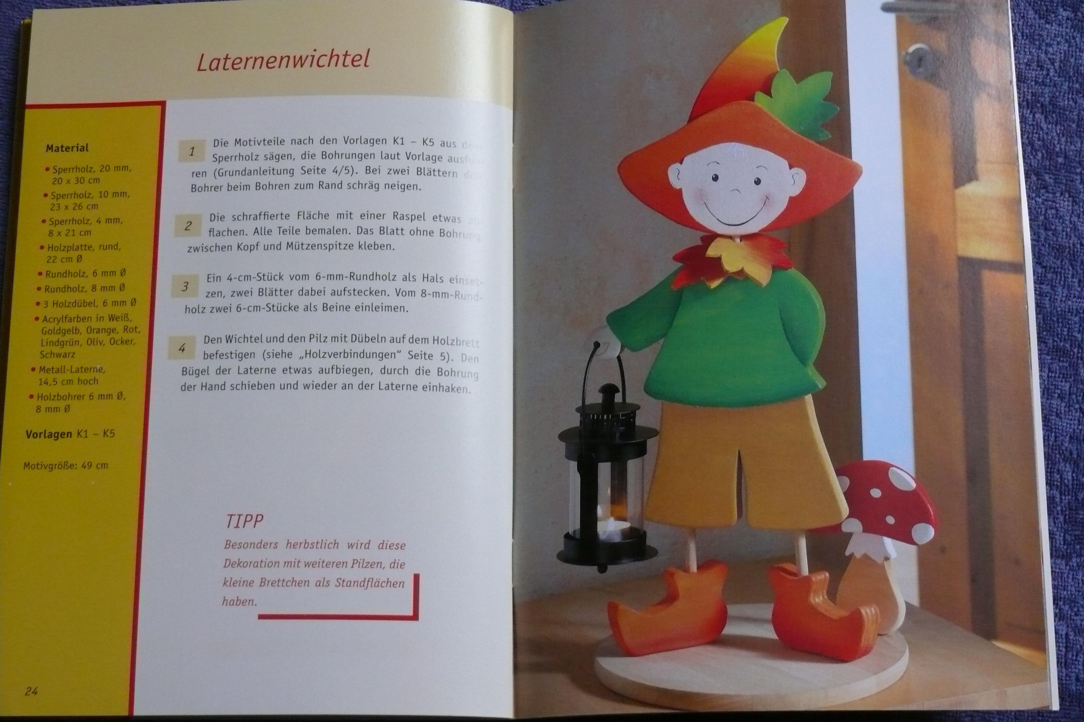 Laubsägen Ideen Rund Ums Jahr M Dawidowski Christophours 2006