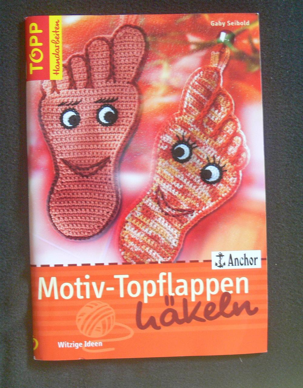 Motiv Topflappen Häkeln Gaby Seibold Topp 2006