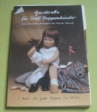 Garderobe für Stoff Puppenkinder Band I