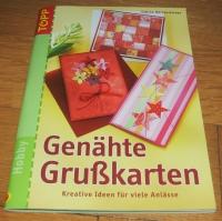Genähte Grusskarten / Hörtensteiner (Topp - 2008)