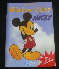 Window Color * Micky / Bettina Grabis (TippCreativ - 2000)