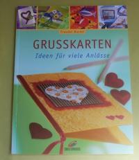 Grusskarten (Traudel Hartel) Christophorus 2002