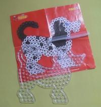 Hama Perlen 8202 - Maxi Stiftplatte Hund