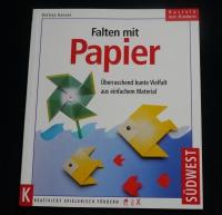 Falten mit Papier / Hansen (Südwest - 1998)