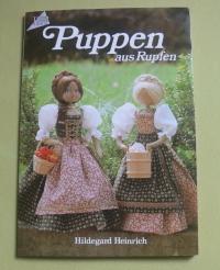 Puppen aus Rupfen / Hildegard Heinrich (Topp - 1983)