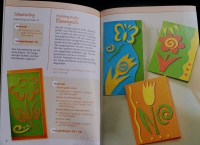 Filigrane Grußkarten  / Angelika Kipp  (Topp - 2003)