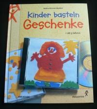Kinder basteln Geschenke (Augustus - 2001)