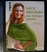 Lace stricken mit Sockengarnen / Maassen (Topp 2016)