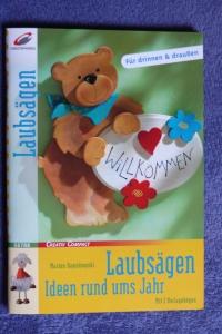 Laubsägen - Ideen rund ums Jahr / M. Dawidowski (Christophours - 2006)