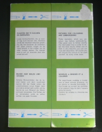 Malen und sticken / Stickkarten
