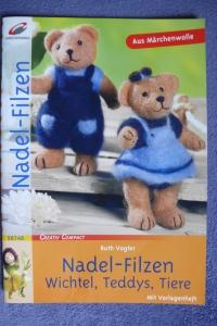 Nadel-Filzen / Ruth Vogler (Christophorus 2005)