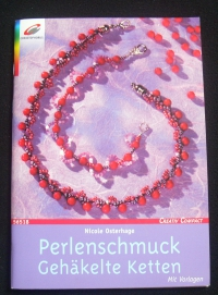 Perlenschmuck - Gehäkelte Ketten / Osterhage (Christophorus - 2003)