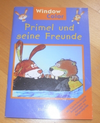 Primel und seine Freunde / Window Color (Ridinghaus - 2000)