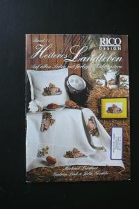 Rico Design 11 / Heiteres Landleben (Kreuzstsich)