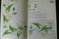 Rico Design 54 / Frühling in pastell (Kreuzstich)