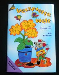 Verspielte Welt / Anja Ritterhoff  (topp - 2001)