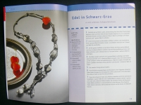 Schmuckstücke - raffiniert geknüpft / Maria Eigl (Topp - 2008)
