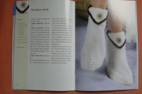 Spiral-Socken / Laila Wagner (OZCreativ - 2010)