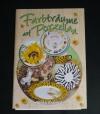 Farbträume auf Porzellan / Franica  (Bücherzauber - 2001)