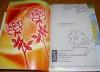 Filigrane Blumenfenster / Anglika Kipp (Topp 2005)