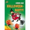 Komm zur Halloween Party! - nur VORLAGEN