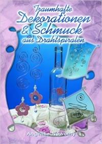 Traumhafte dekorationen & Schmuck aus Drahtspiralen / vor Vorlagen