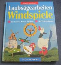 Laubsägearbeiten Windspiele (Augustus - 1997)