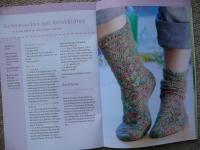 Zwei Socken gleichzeitig stricken / E. Jostes (Topp 2008)