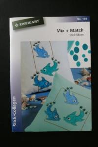 Zweigart 189 / Mix + Match (Stich-Ideen Collagen)